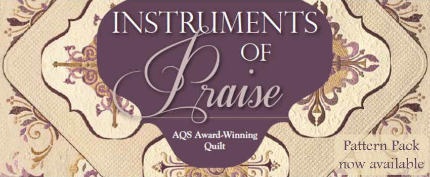Instruments of Praise Pattern Pack