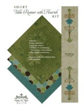 Short Table Runner Kit CW1