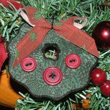 Annual Handmade Christmas Ornaments