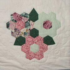 Geometric SHAPES in Quilts: Hexagons