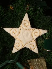 Spinning Star Free Pattern