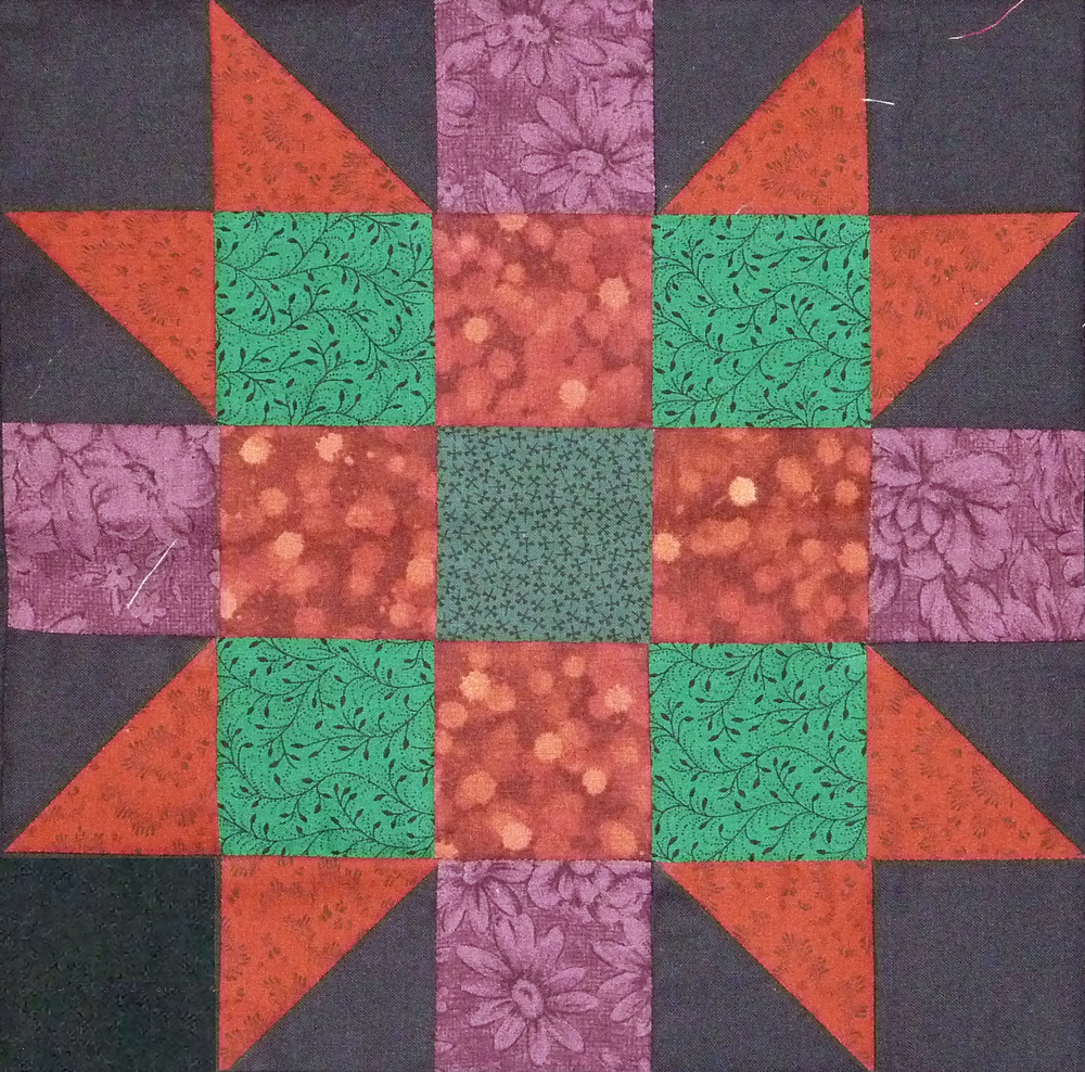 Kathy K Wylie Quilts Split Complementary Color Scheme