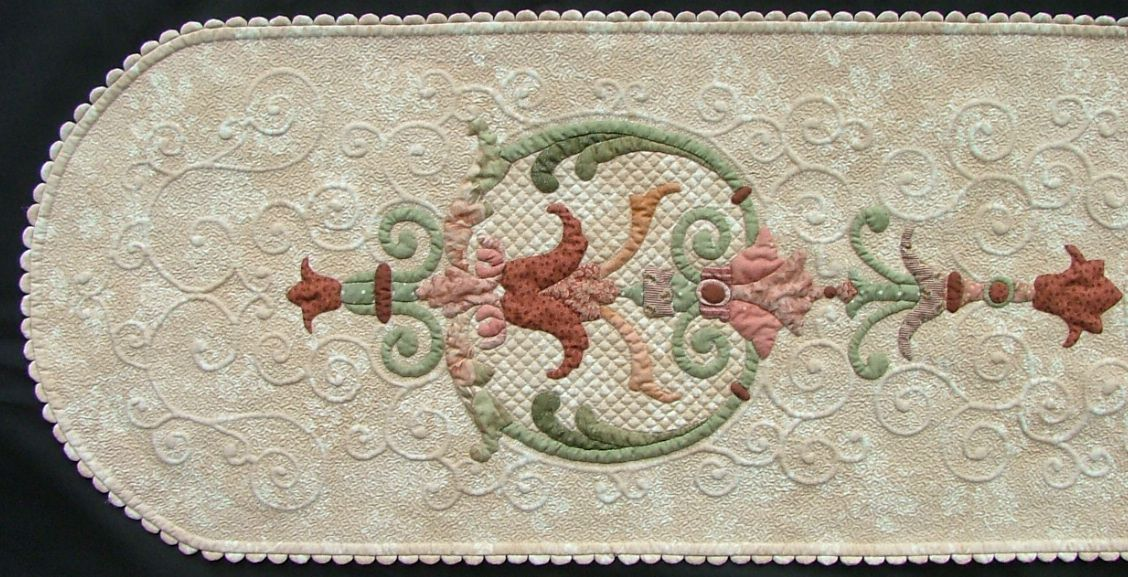 Hearts all around applique quilt marvelous smartly made amish