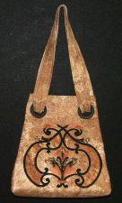 Handbag with Flourish