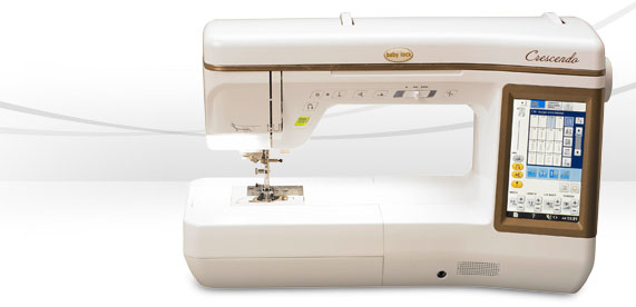 Baby Lock Crescendo Sewing Machine Kathy K Wylie Quilts