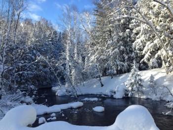 Cooper Lake Jan 2015