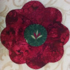 Turned-Edge Applique: Challenge #3