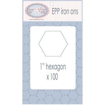 Hexagon 1.0 x 100