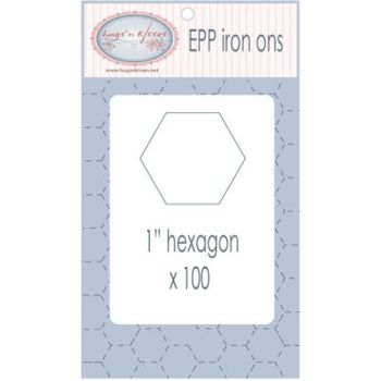 Hexagon 1.0 x 100