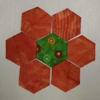 Arrange hexies
