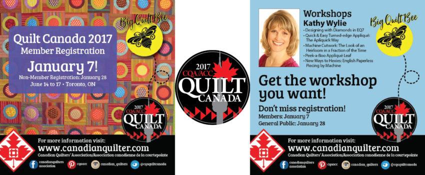 2017 Quilt Canada