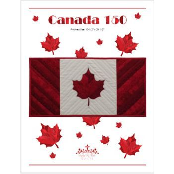 Canada 150 Pattern