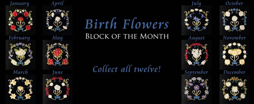 Birth Flowers