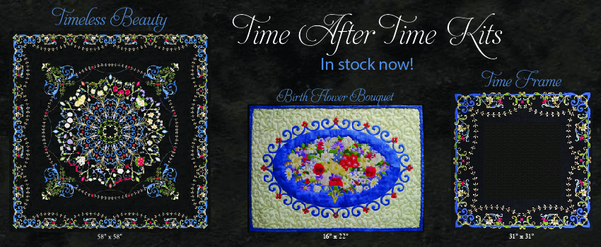 Available now… Time After Time Kits