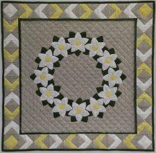 Sewing an EQ8 Quilt Design